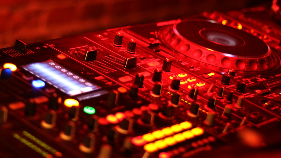 Nattklubb mixer